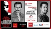 E-Conclave: Join us at 2.30 pm for a candid conversation with Saif Ali Khan