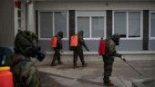 Spain eases lockdown as hopes of pandemic peak rise