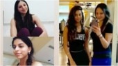 Suhana Khan takes online belly dancing lessons in lockdown. Trainer shares pic