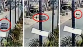 Fact Check: CCTV clip of car mowing down mother & child goes viral with communal twist