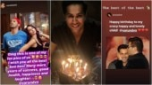 Varun Dhawan celebrates birthday in quarantine at home. Karan Johar and Nora Fatehi wish with pics
