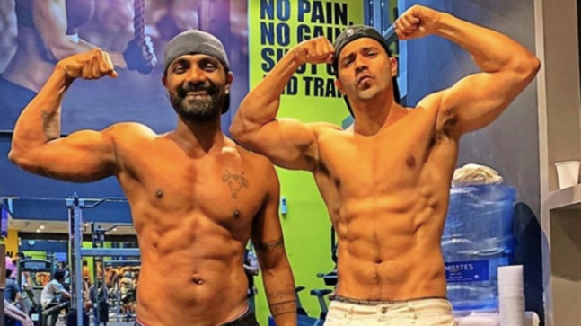 Varun Dhawan wishes Remo D'Souza a happy birthday: The next steps gonna be best