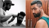 Vicky Kaushal gets new haircut by brother Sunny in lockdown: In demand