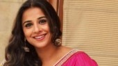 Vidya Balan pledges to donate 1000 PPE kits to healthcare staff in India
