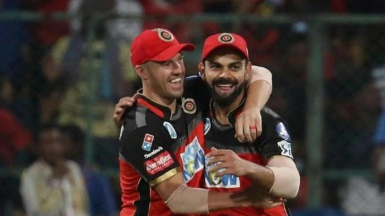 Virat Kohli and AB de Villiers have been teammates at RCB for 9 years
