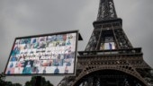 Eiffel Tower pays tribute to nurses, doctors and essential workers: Thankfully, you were there