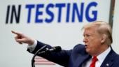 Coronavirus test touted by Trump produces many false negatives: Study