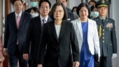 Taiwan promises necessary assistance topeople ofHong Kong