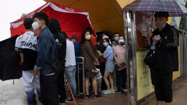 Breaking: China reports 36 new coronavirus cases