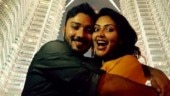 Amala Paul parties at home on brother Abhijit's birthday: Mom was scandalised