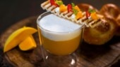 Soul Kitchen, Chilled Mango and Chilli Cappuccino: Mango mania