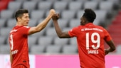 Bundesliga: Bayern Munich move 10 points clear at top after 5-0 win over Fortuna Duesseldorf