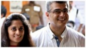 Ajith and Shalini's hospital visit during coronavirus lockdown leave fans worried. Viral video