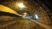 Chardham road project: BRO achieves breakthrough in tunnel construction beneath Chamba town