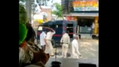 Caught on camera thrashing man with plastic pipe, MP Police suspends 2 cops