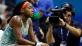 Am I next? Tennis star Coco Gauff joins chorus of protest after George Flyod death