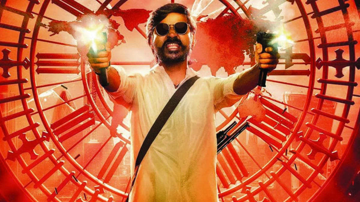 Dhanush's Jagame Thandhiram will release after the world heals. See new  poster - Movies News