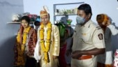 Nagpur Police attend lockdown wedding as bride's family so she didn't miss her dead parents