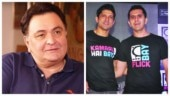 Sharmaji Namkeen: Ritesh Sidhwani and Farhan Akhtar keen to release Rishi Kapoor's last film