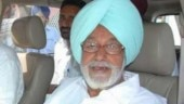 Former MP Gurdas Badal, younger brother of Parkash Singh Badal, passes away