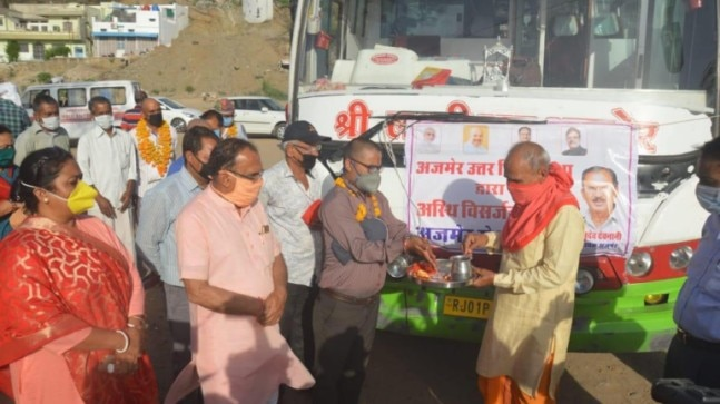 Coronavirus: Rajasthan govt to run special buses for immersion of ashes in UP, Uttarakhand