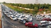 Covid-19 lockdown: Chaos and jams at entry points after satellite cities seal borders with Delhi