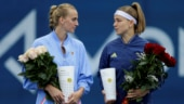 Dressed for French Open, Petra Kvitova wins all-Czech crown on return to action