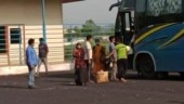 Lockdown: Over 100 students who were stranded in Kota reach Odisha in four buses