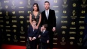 Watch: Lionel Messi enjoys playing UNO with his children and wife Antonella amid isolation in Spain