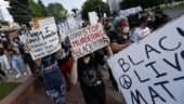 Shots fired during Denver protest of Minneapolis man's death
