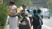 Migrants at state border: MP official faults Maharashtra's methods