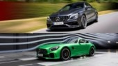 Mercedes-AMG C 63 Coupe, Mercedes-AMG GT R launched in India; Price, features, other details are here