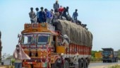 Truck carrying migrant workers overturns in Uttar Pradesh's Mahoba; 3 dead, several injured