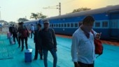 First train ferrying 1,150 migrant workers reaches Odisha's Ganjam