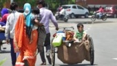 After walking 100 km, migrant labourer's wife delivers baby, child dies