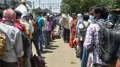Coronavirus: Migrant workers create ruckus in Rajkot, Saharanpur, Kanpur