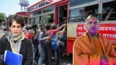 Politics takes frontseat as Congress, UP govt continue blame game on buses for migrants | Timeline