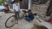 Rajasthan: Labourer steals cycle to reach UP with disabled child, leaves behind heart wrenching letter