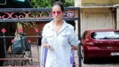 Poonam Pandey booked for violating lockdown norms in Mumbai