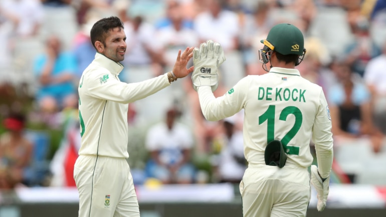 While de Kock is the current white-ball captain, Maharaj has shown interest for the Test skipper role