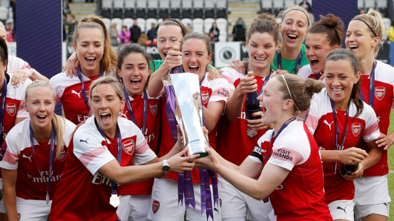 The future of English women's soccer faces an unprecedented threat as a result of the COVID-19 pandemic