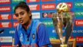 Will give my best shot at winning 2021 Women's World Cup: Mithali Raj