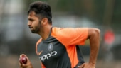 Shardul Thakur 1st India cricketer to resume outdoor training after 2-month break due to Covid-19