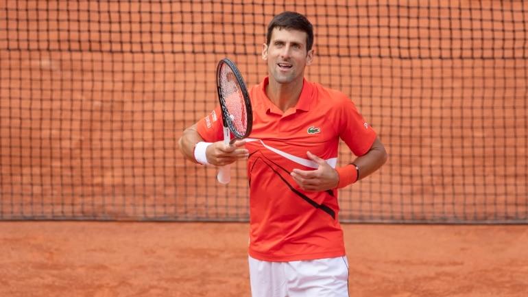 Novak Djokovic has some fond memories of the French Open