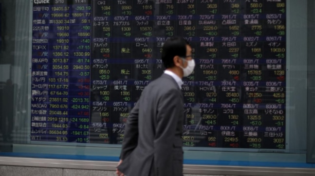 Asia shares rise as more country's reopen after Covid-19 shock, uncertainty remains