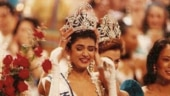 Sushmita Sen celebrates her Miss Universe win with video thanking her family and India