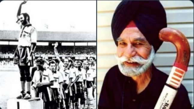 One of the biggest: Sachin Tendulkar pays his tributes to hockey legend Balbir Singh Sr