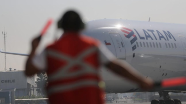Chile's LATAM Airlines files for US bankruptcy protection
