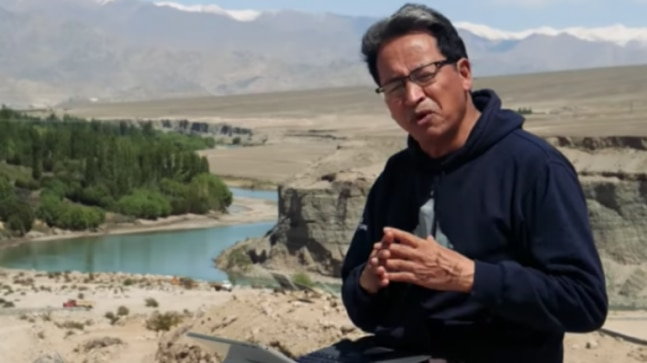 Delete TikTok and boycott everything made in China, says Sonam Wangchuk, man behind 3 Idiots