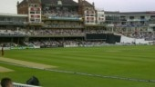 Coronavirus crisis: Surrey looking into hosting matches at Oval with reduced capacity